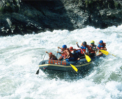 Kaligandaki-Rafting