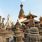 Swayambhunath-View